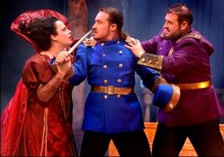נשף מסכות באופרה הישראלית_צילום יוסי צבקר